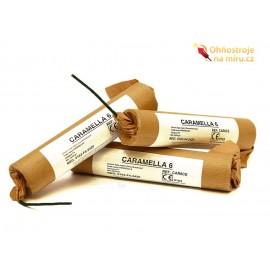 Pyrotechnika petardy CARAMELLA 6