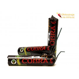 Pyrotechnika petardy COBRA 6