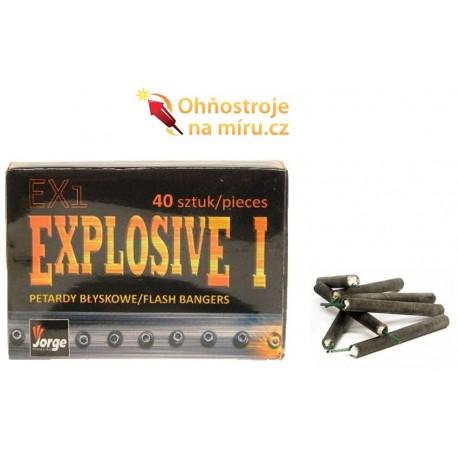 Pyrotechnika petardy explosive 1