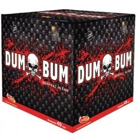 Pyrotechnika kompakt Dum Bum 49sh