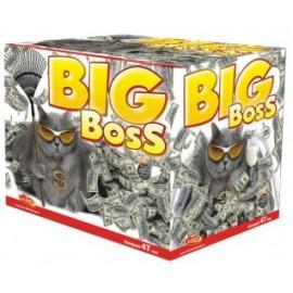Ohňostroj na jedno zapálení Big Boss