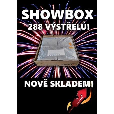 Ohňostroj Showbox  XIII