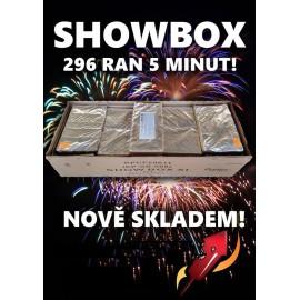 Ohňostroj Showbox  XI 296 výstřelů