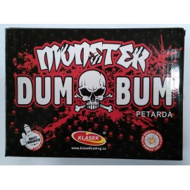 Pyrotechnika petardy Dum Bum MONSTER
