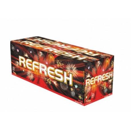 Ohňostroj na jedno zapálení Refresh