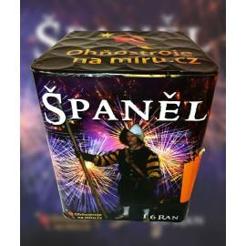 Pyrotechnika kompakt Španěl