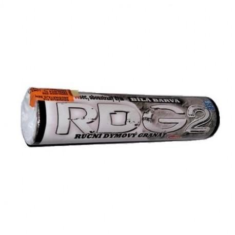 Pyrotechnika dýmovnice RDG-1 bílá