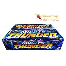 Ohňostroj na jedno zapálení Mighty thunder