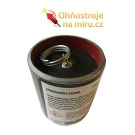 Pyrotechnika dmovnička - černá typ D70