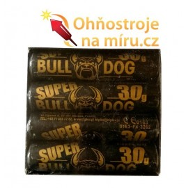 Pyrotechnika petardy Super Bull Dog