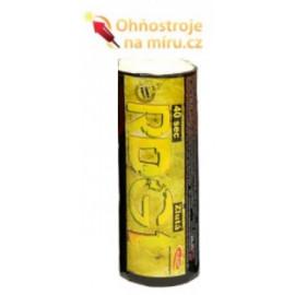 Pyrotechnika dýmovnice RDG - 1 žlutá
