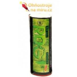 Pyrotechnika dýmovnice RDG-1 zelená