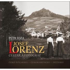 Kniha Josef Lorenz - cestář a fotograf