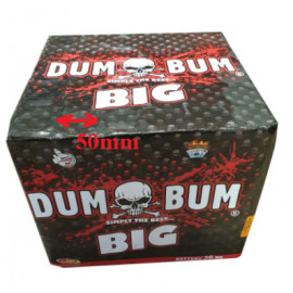 Pyrotechnika kompakt Dum Bum Big