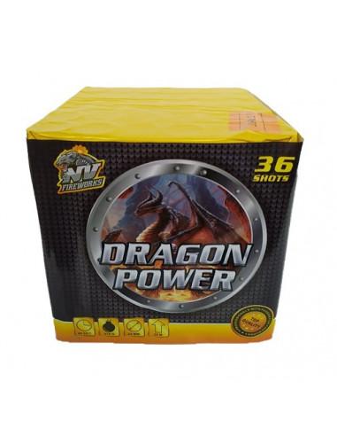 Kompaktní ohňostroj Dragon Power